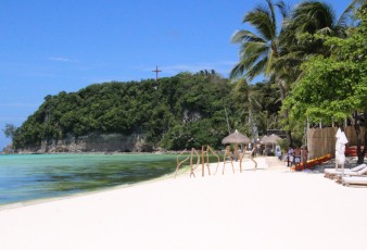 Boracay - Vom White Beach zum Diniwid Beach XIX