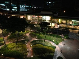 Cebu-City - Ayala Mall mit Terraces V