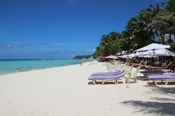 Boracay - Vom White Beach zum Diniwid Beach I