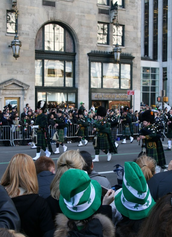 "248th Parade am St. Patrick""s Day VIII"