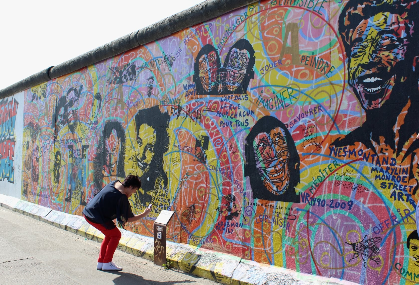East Side Gallery XIV