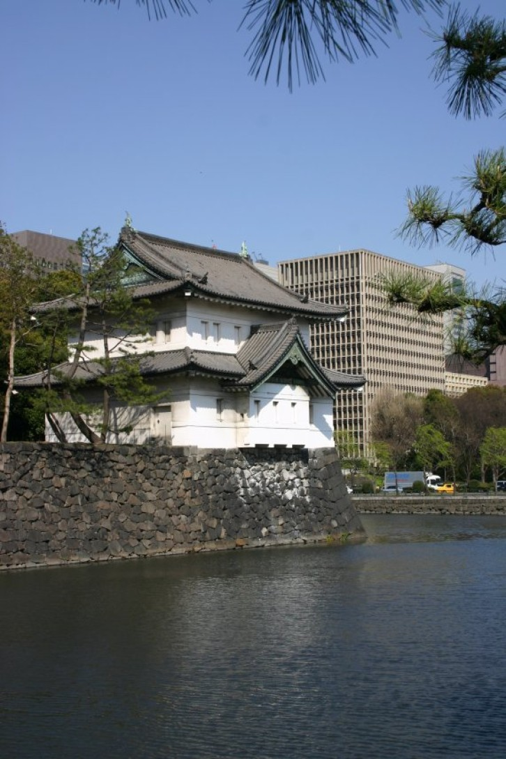 Imperial Palace: Imperial Plaza / Garten III