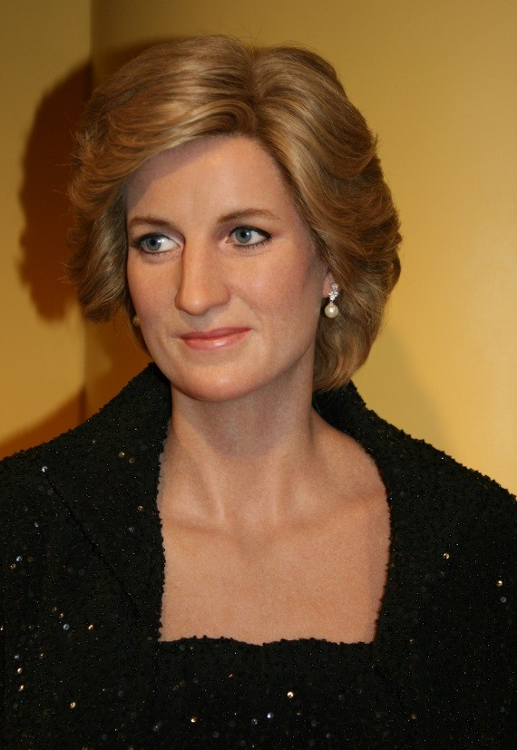 Madame Tussauds Bangkok - Princess Diana / Lady Di