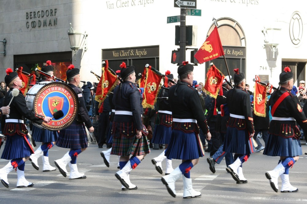 "248th Parade am St. Patrick""s Day XI"