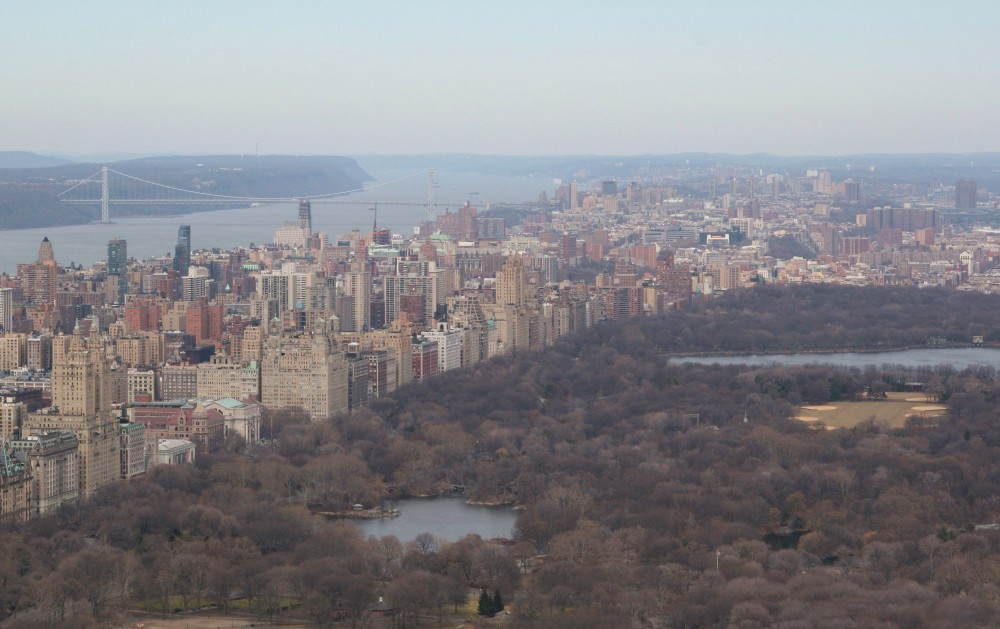 Top of the Rock: Central Park III