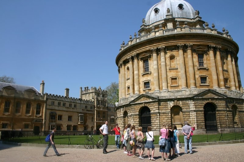 Oxford - Radcliffe Camera II