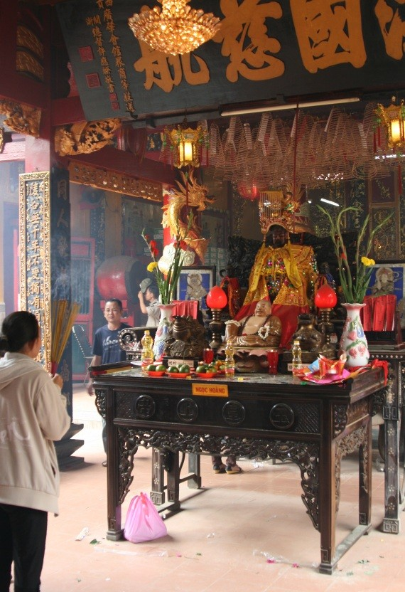 Ho Chi Minh City / Saigon: Tempel-/Pagoden-Tour in Cholon X