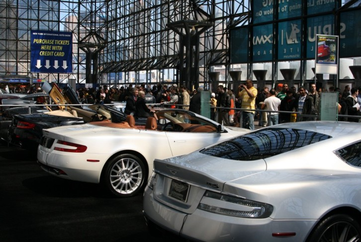 New York International Auto Show XIX