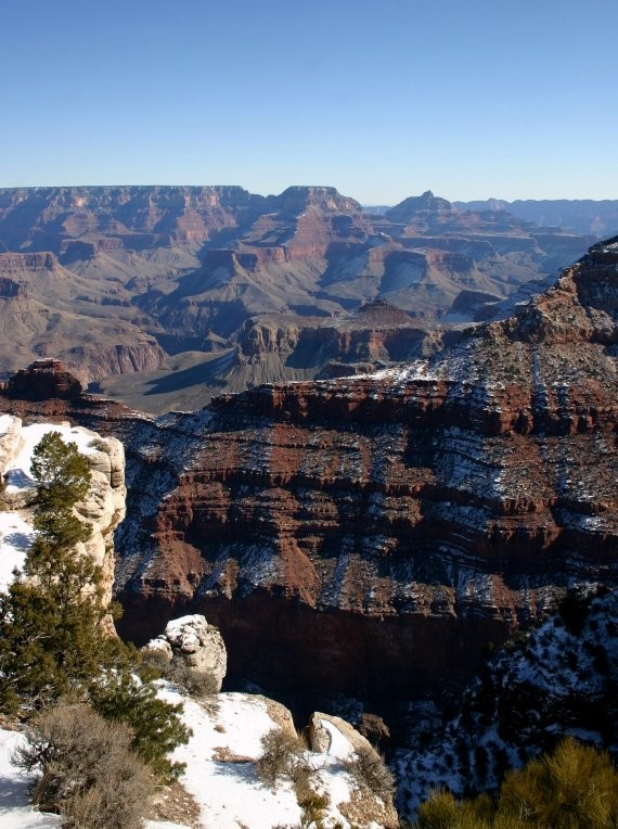 Grand Canyon Tour - Mather Point I