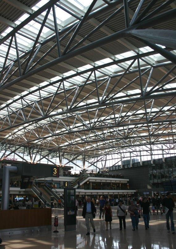 Hamburg Airport VII
