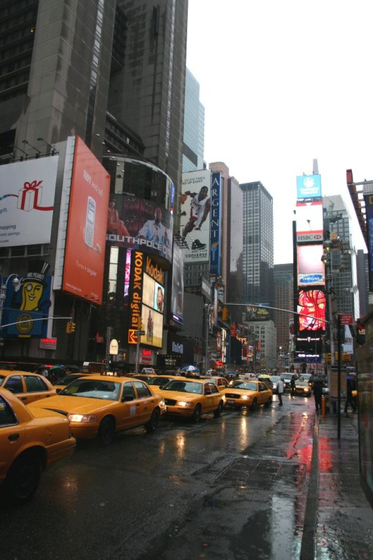 Times Square / Broadway / 42nd Street VII