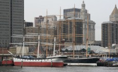 Manhattan-Bootstour: South Street Seaport II
