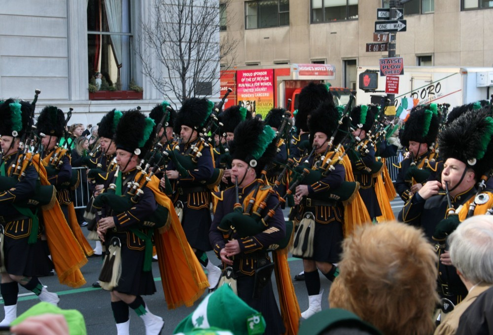 "248th Parade am St. Patrick""s Day VI"