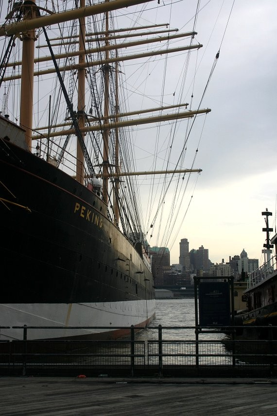 South Street Seaport V