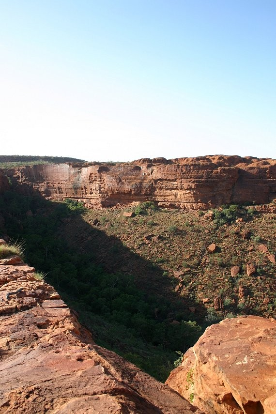 Outback-Trip: Kings Canyon Rim Walk VIII