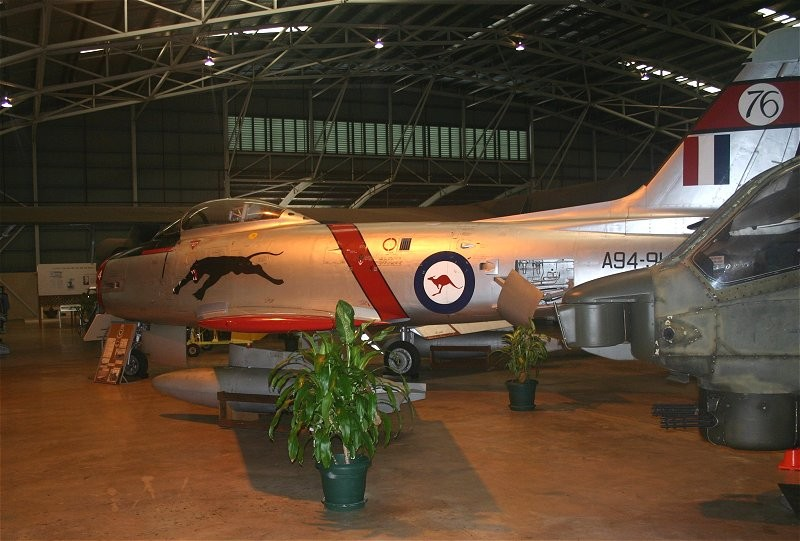 Darwin: Australian Aviation Heritage Centre II