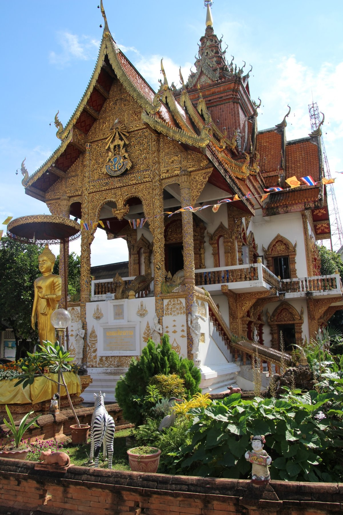 Chiang Mai - Rundgang durch die Stadt LXXIII