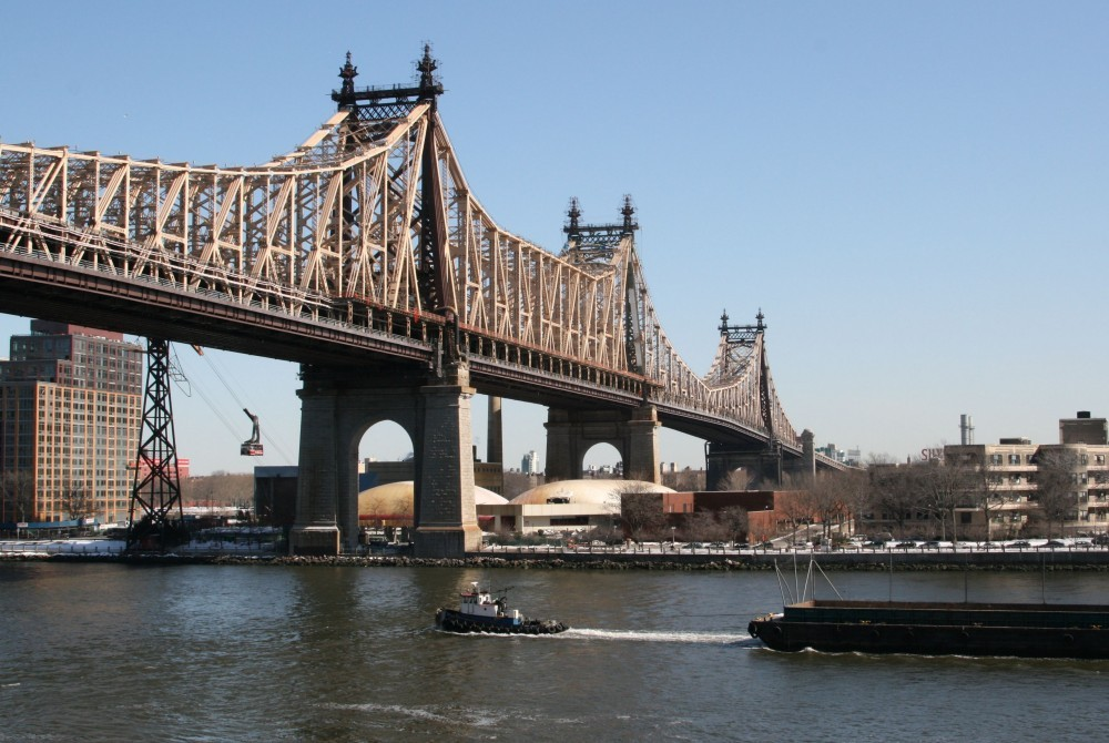 Queensboro Bridge am East River