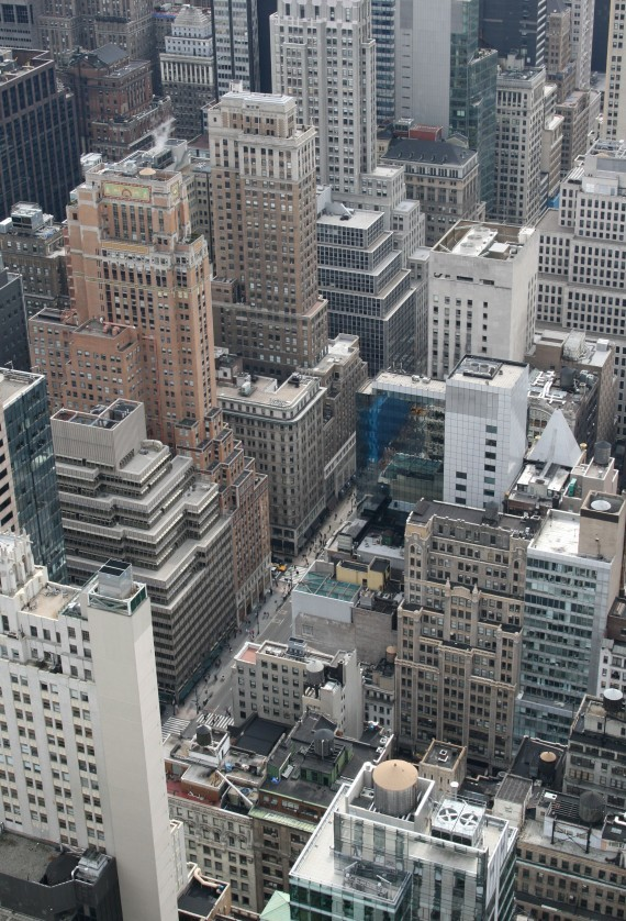 Top of the Rock: Midtown Manhattan VII