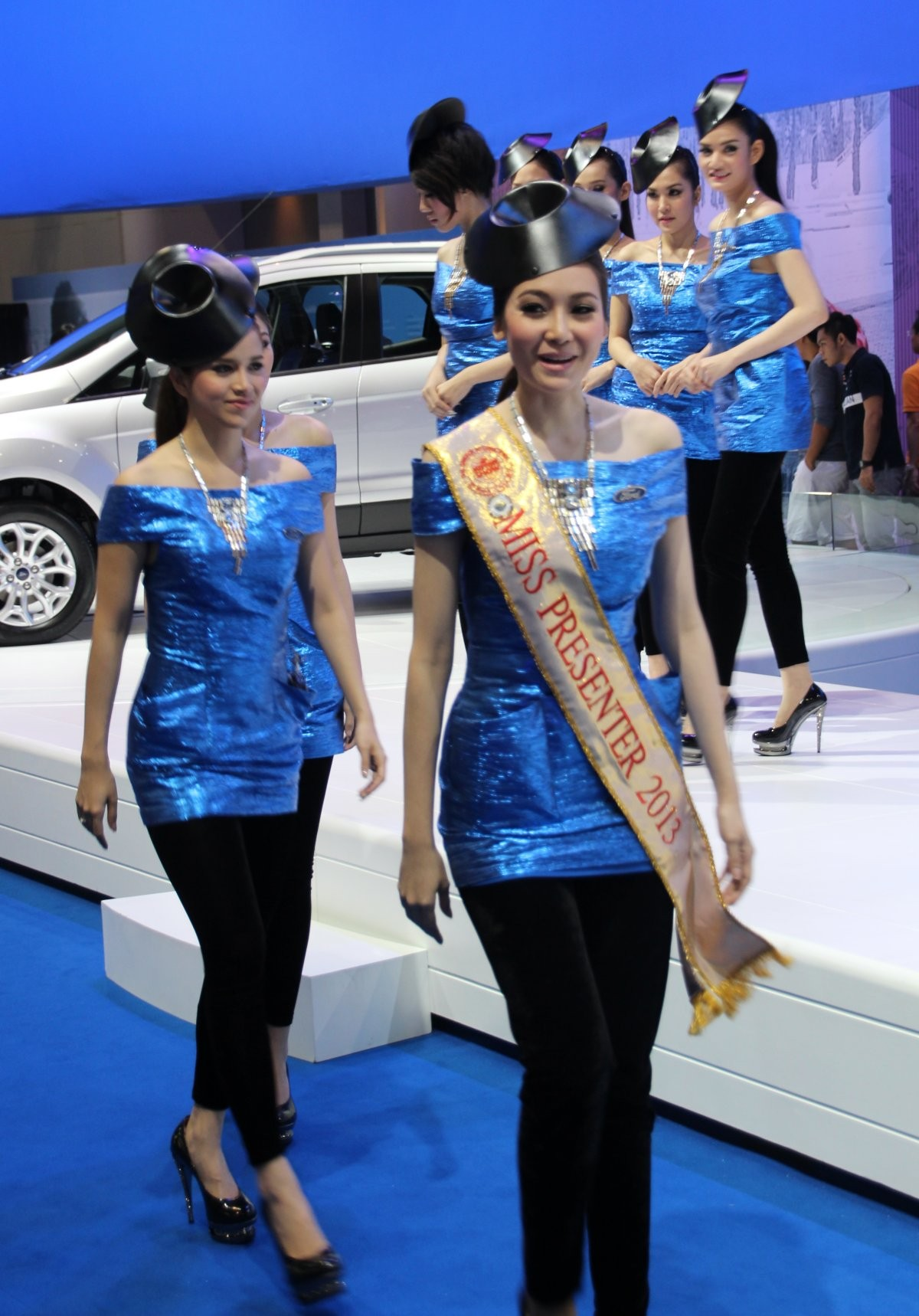 Bangkok - 34th Bangkok International Motor Show XXXIV