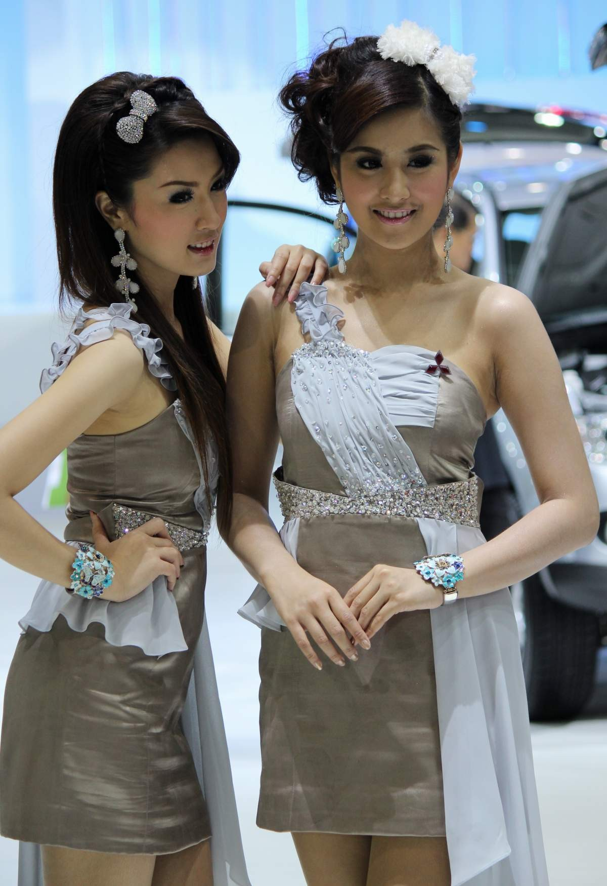 Bangkok - Thailand International Motor Expo 2011 XXVIII