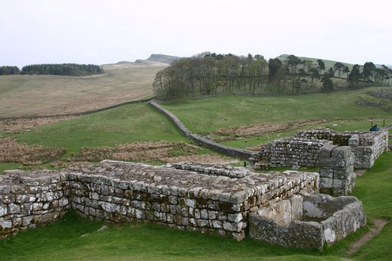 Hadrians Wall - Housesteads V