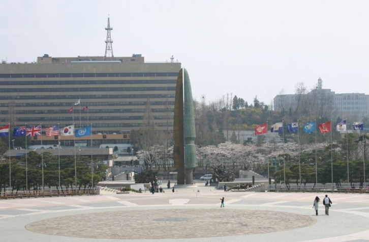 Seoul - War Memorial of Korea I