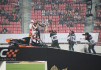 Bangkok - Race of Champions im Rajamangala-Stadion (ROC Nations Cup) XLIV