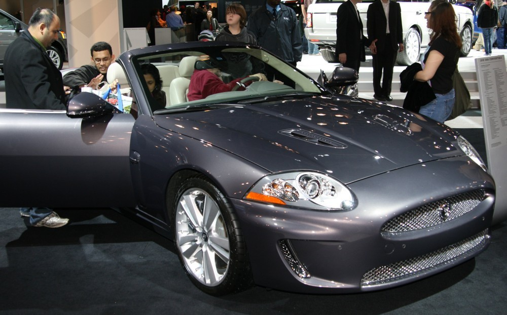 New York International Auto Show VIII
