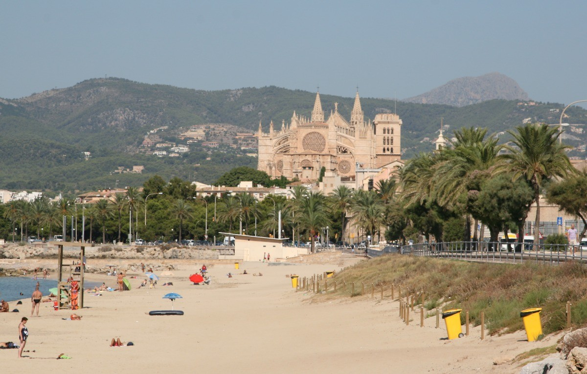 Palma de Mallorca - Rundgang durch die Stadt III (Kathedrale)