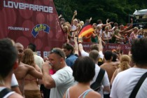 Loveparade 2006 - The Love is Back XX