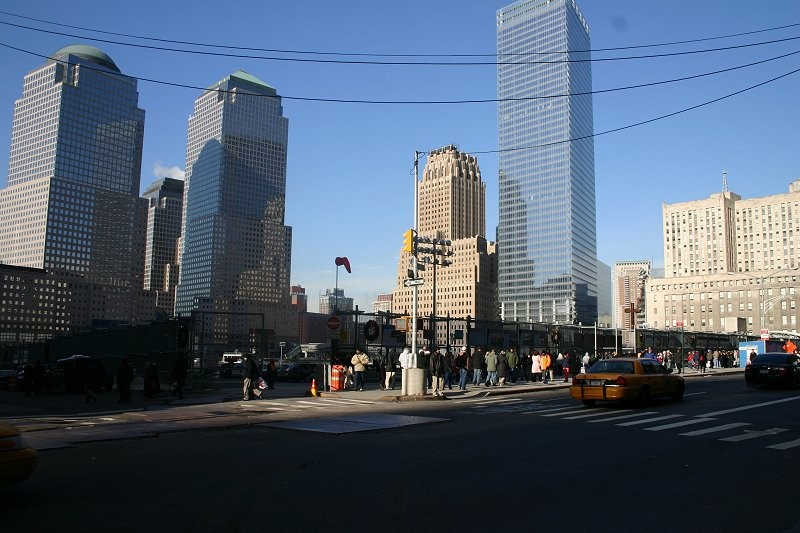 Ground Zero / World Trade Center I
