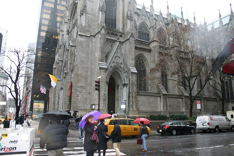 St. Patricks Cathedral II