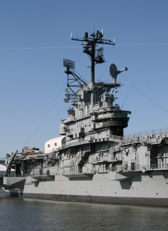 Intrepid Sea-Air-Space Museum I