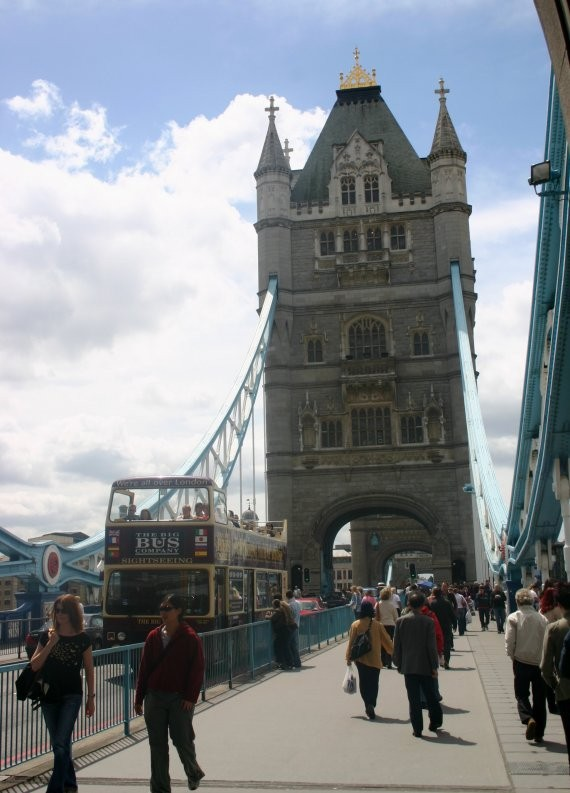 London - Tower Bridge I