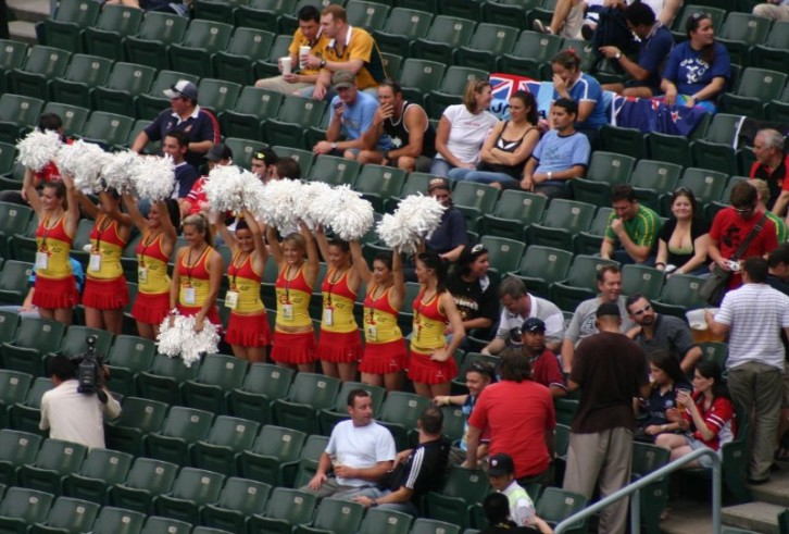 HK Sevens: Rugby in Hong Kong IV