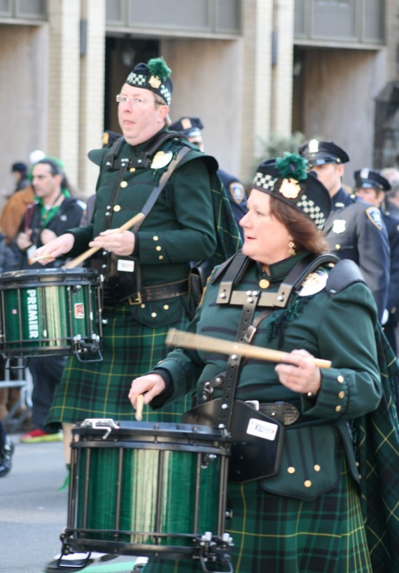 "248th Parade am St. Patrick""s Day XVI"