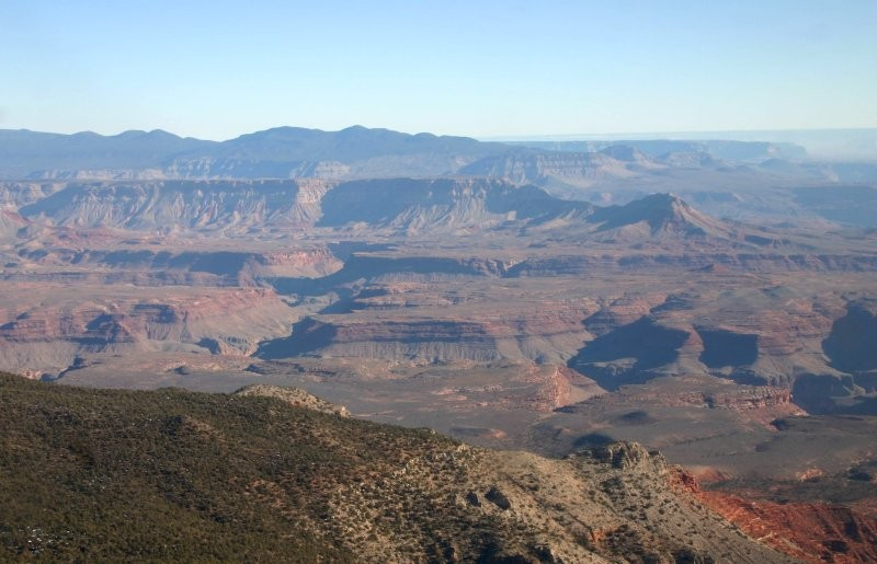 Grand Canyon Tour - Rein in den Grand Canyon III