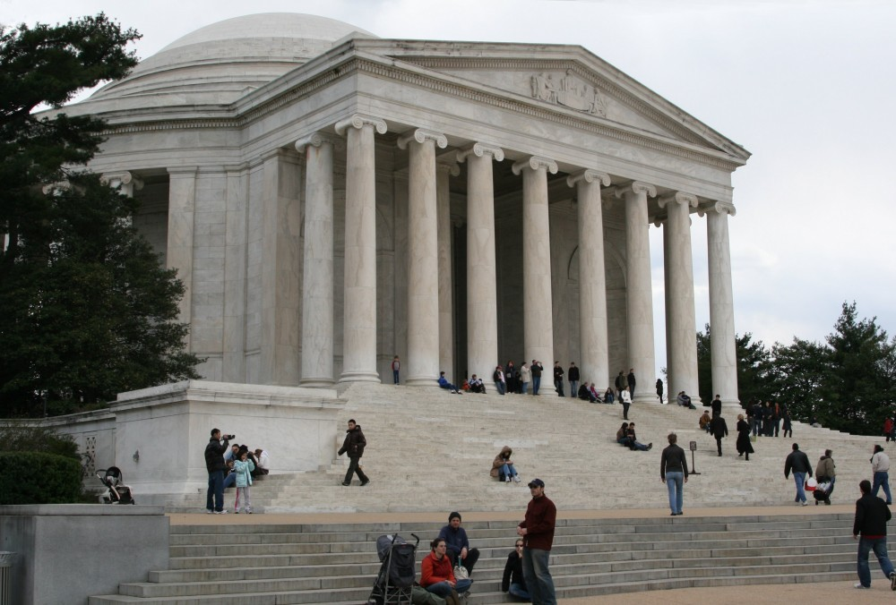 Thomas Jefferson Memorial I
