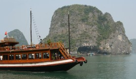 Ha Long Bay - UNESCO-Weltnaturerbe in Vietnam XIII