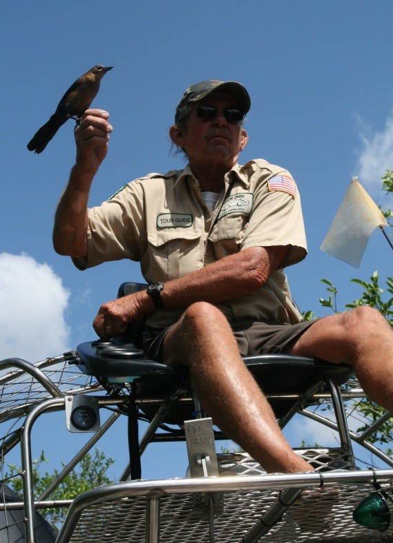 Everglades-Tour mit Airboat und Alligatoren IV