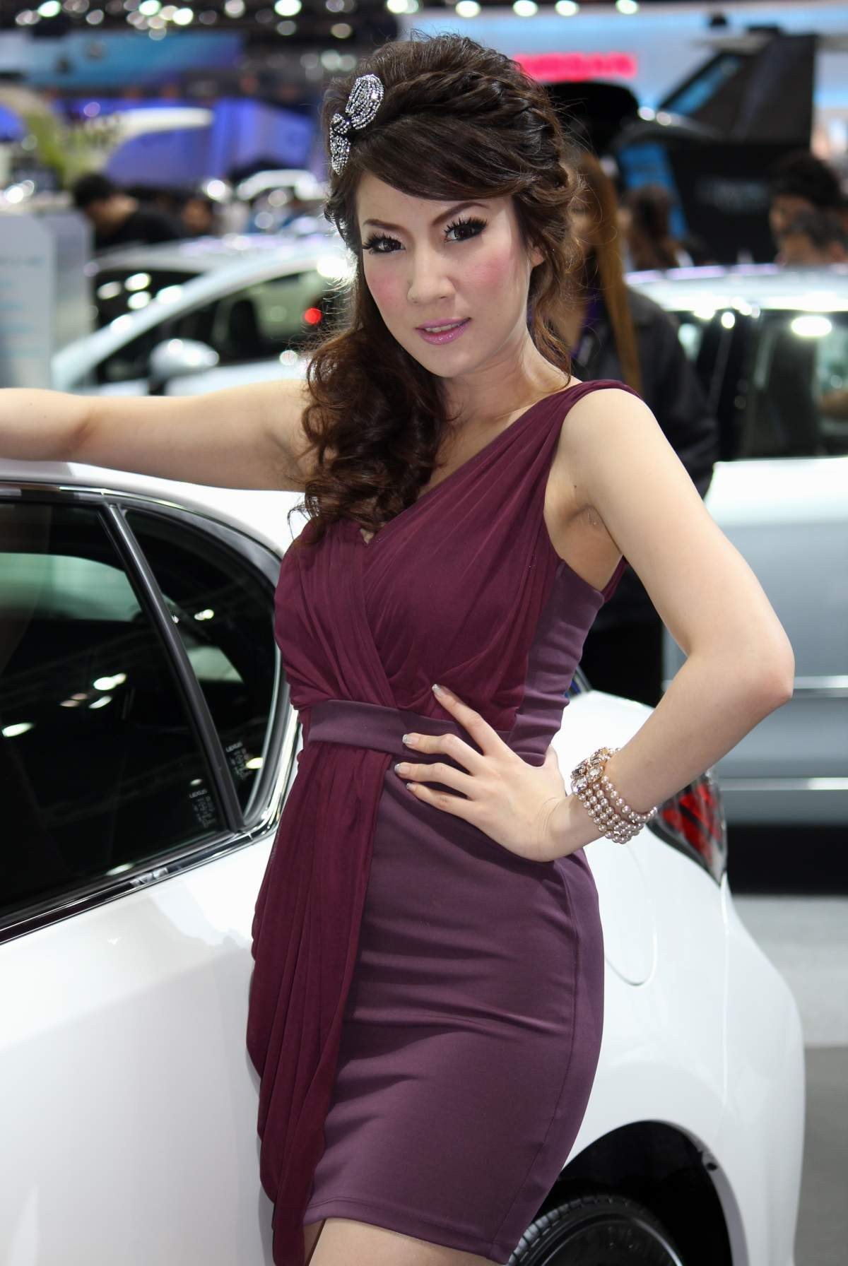 Bangkok - Thailand International Motor Expo 2011 XXIX