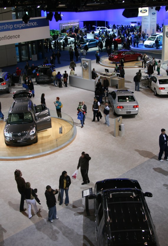 New York International Auto Show XVIIII