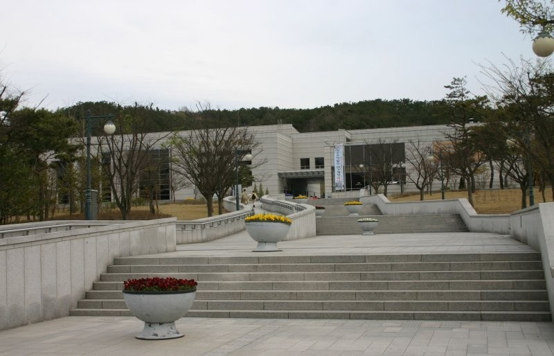 Gongju - Gongju National Museum