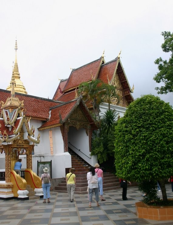 Chiang Mai - Wat Phra That auf Doi Suthep IV