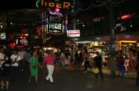 Phuket - Bangla Road in Patong Beach III