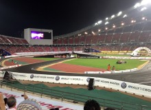 Bangkok - Race of Champions im Rajamangala-Stadion (ROC Nations Cup) III