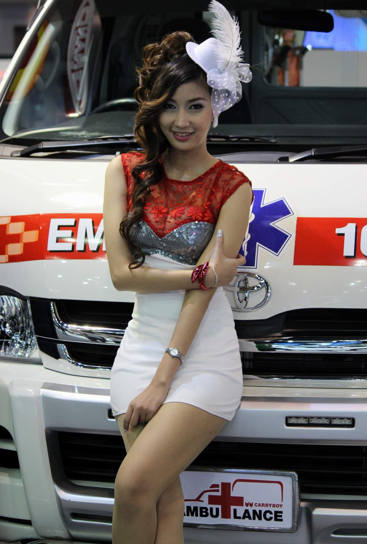 Bangkok - Thailand International Motor Expo 2011 LVII