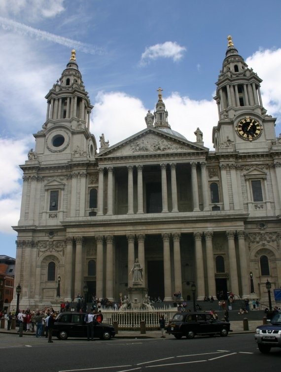 London - St. Pauls Cathedral II