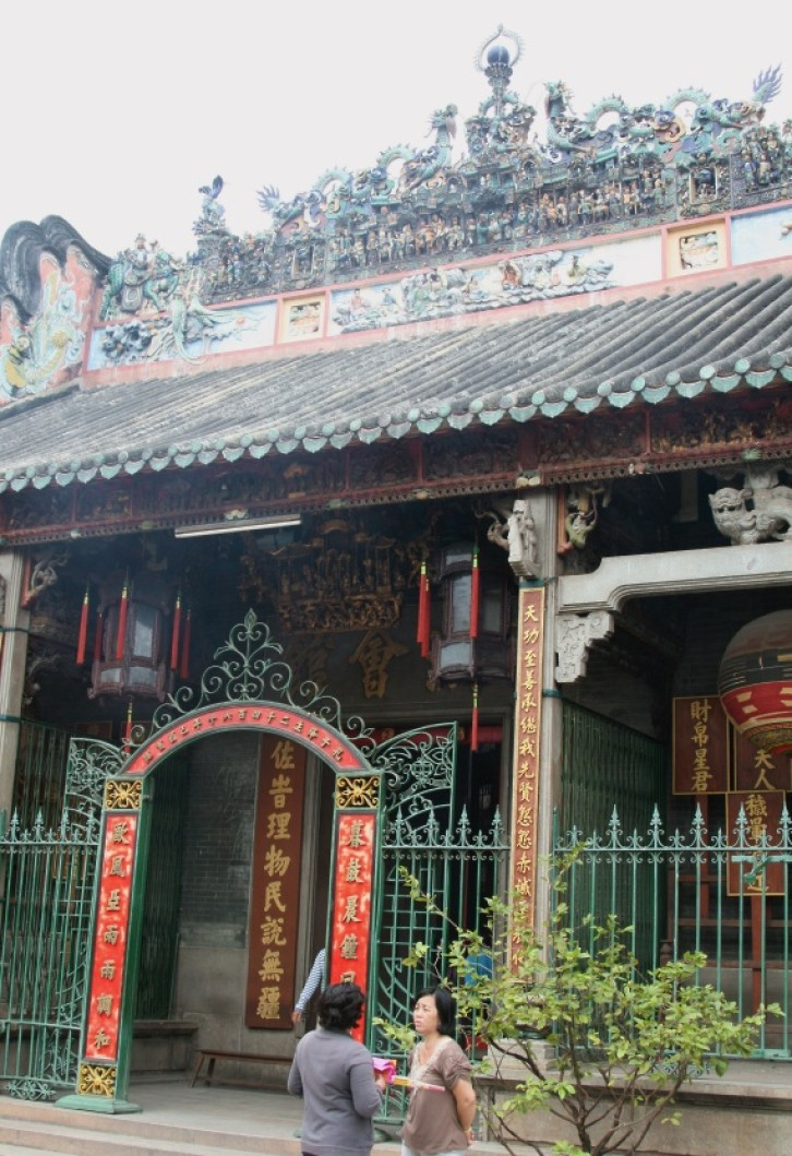 Ho Chi Minh City / Saigon: Tempel-/Pagoden-Tour in Cholon I